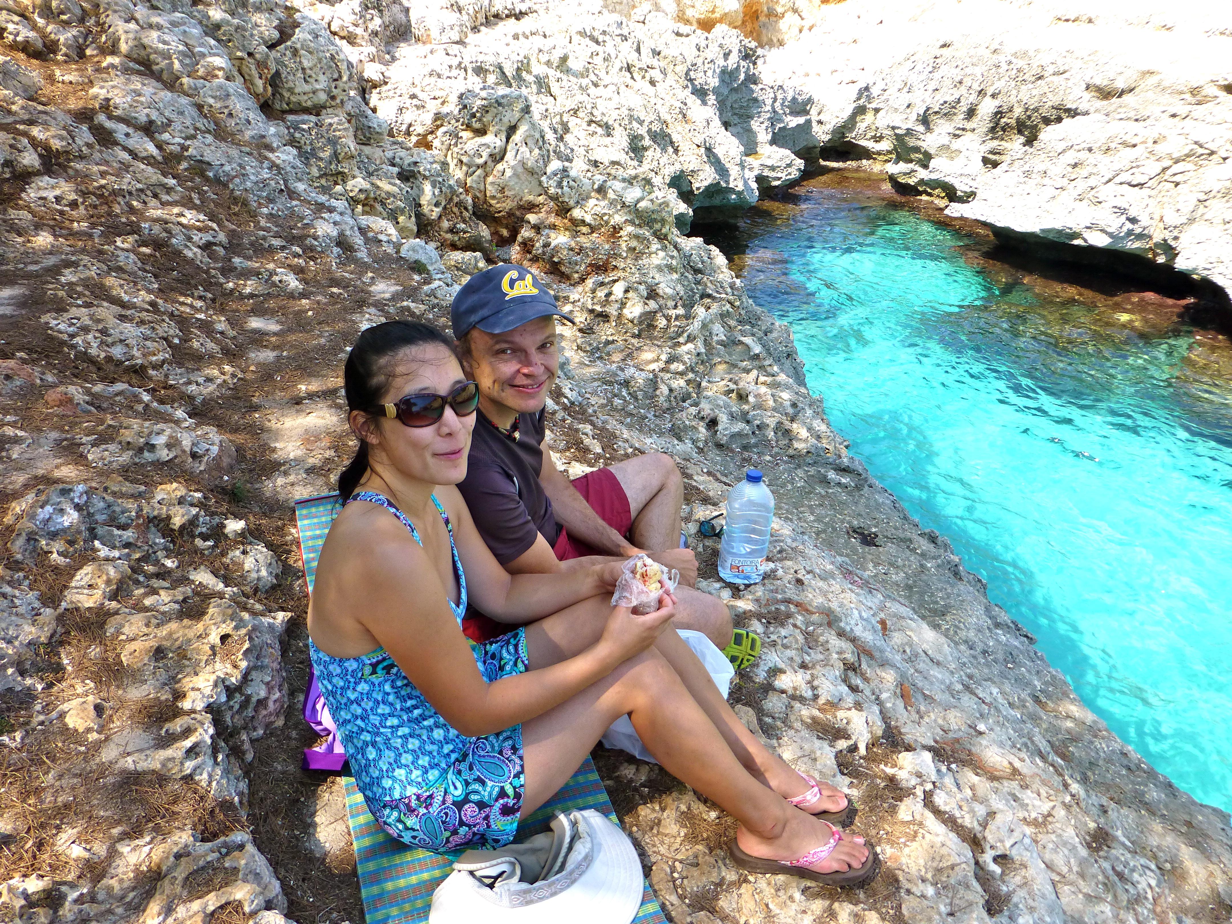 mallorca dws couple