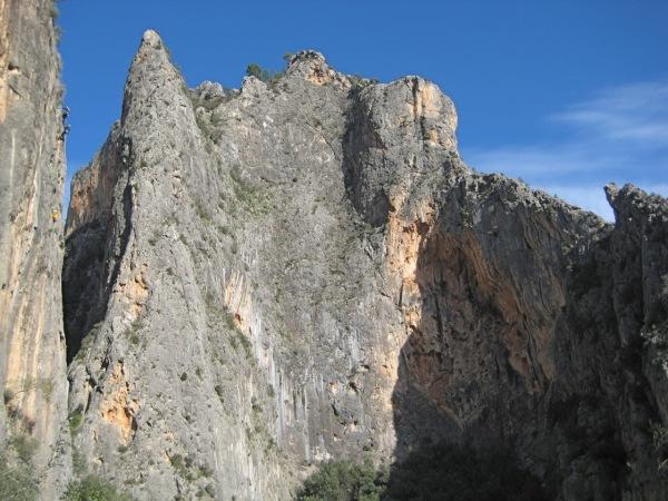 mallorca roped climbing