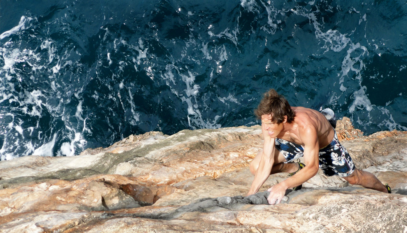 Deep Water Soloing Mallorca