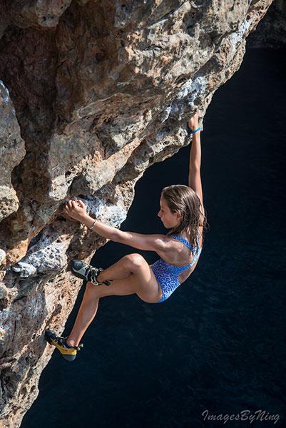 porto seller rock climbing
